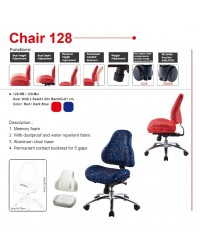 128 - SingBee Kids Ergonomic Chair