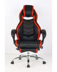 INDY High-back Leisure Racing Chair (Red Version)